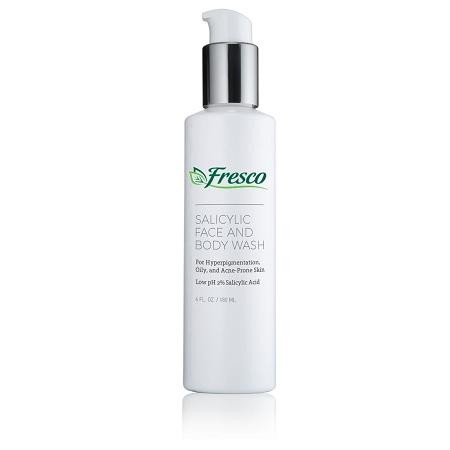2 Salicylic Face Amp Body Wash Salicylic Cleanser For Acne