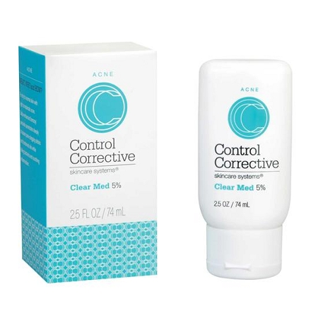 Control Corrective Clear Med 5% BP Lotion