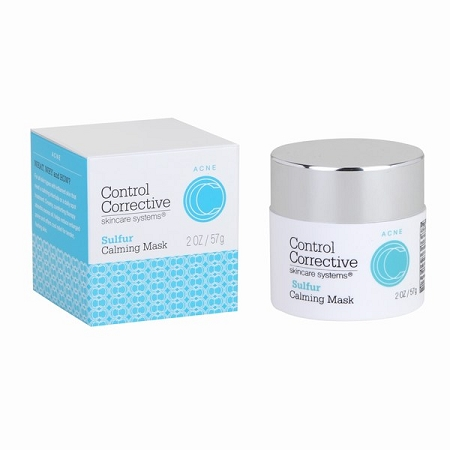 Control Corrective Sulfur Calming Mask