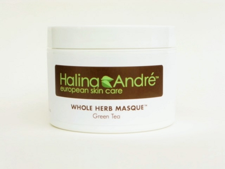 Halina Andre Whole Herb Masque in Green Tea