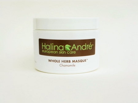 Halina Andre Whole Herb Masque in Chamomile