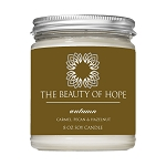 Beauty of Hope Autumn Candle 8oz