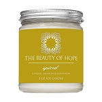 Beauty of Hope Spiced Candle 8oz