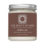 Beauty of Hope Hollow Tree Candle 8oz