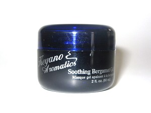 Keyano Aromatics Soothing Bergamot Gel Mask